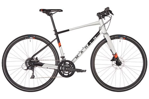 V PARTS Juego manetas freno V-Brake aluminio PLATA y NEGRA bici bicicleta
