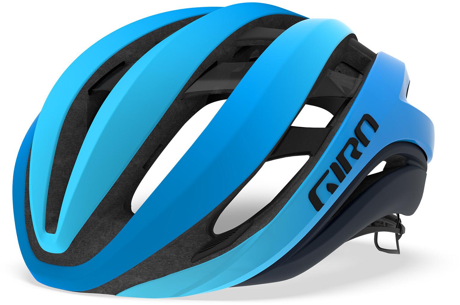 Giro Aether MIPS Cykelhjelm, mat midnight blue (2019) | Helmets