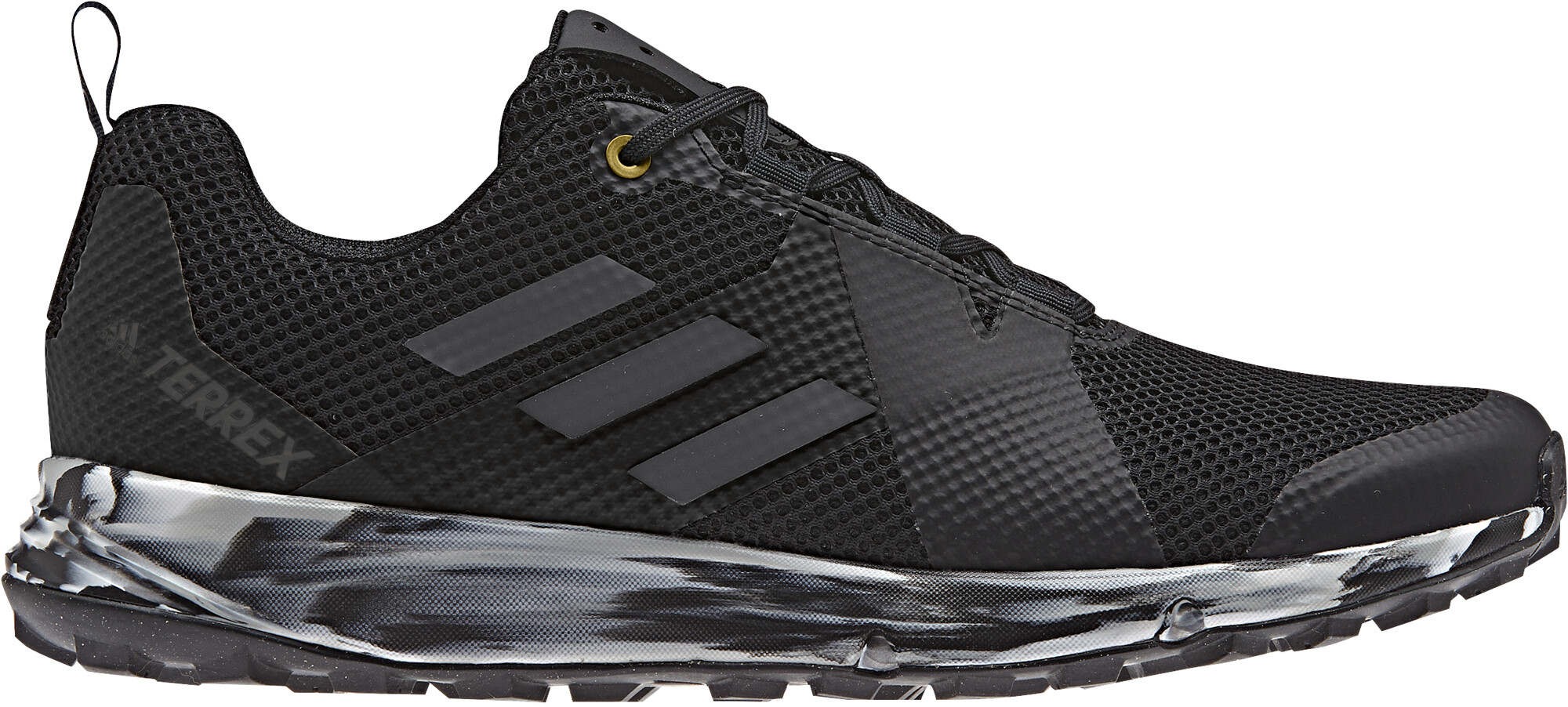 adidas TERREX Two Sko Herrer, core black/carbon/grey one   Shoes and overlays