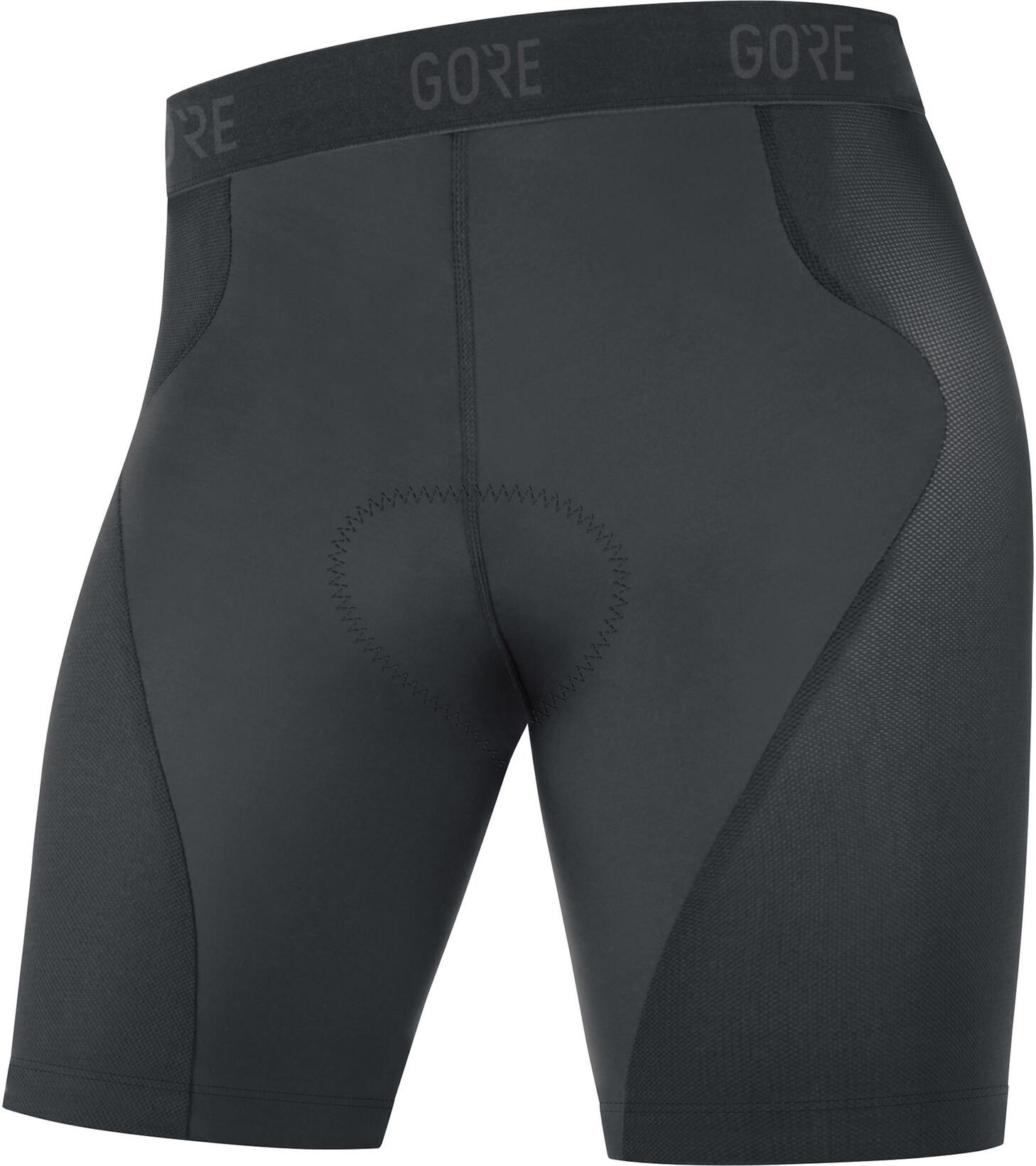 GORE WEAR C5 Bibshorts Damer, black | Trousers