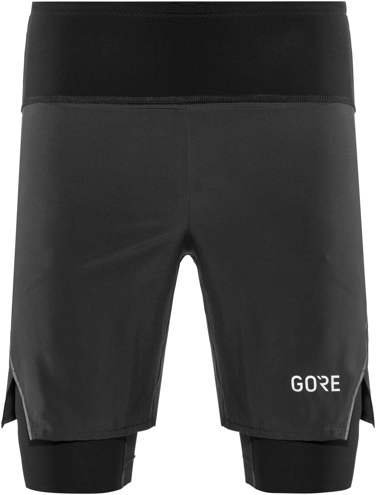 GORE WEAR R7 Løbeshorts Herrer, black (2019) | Trousers