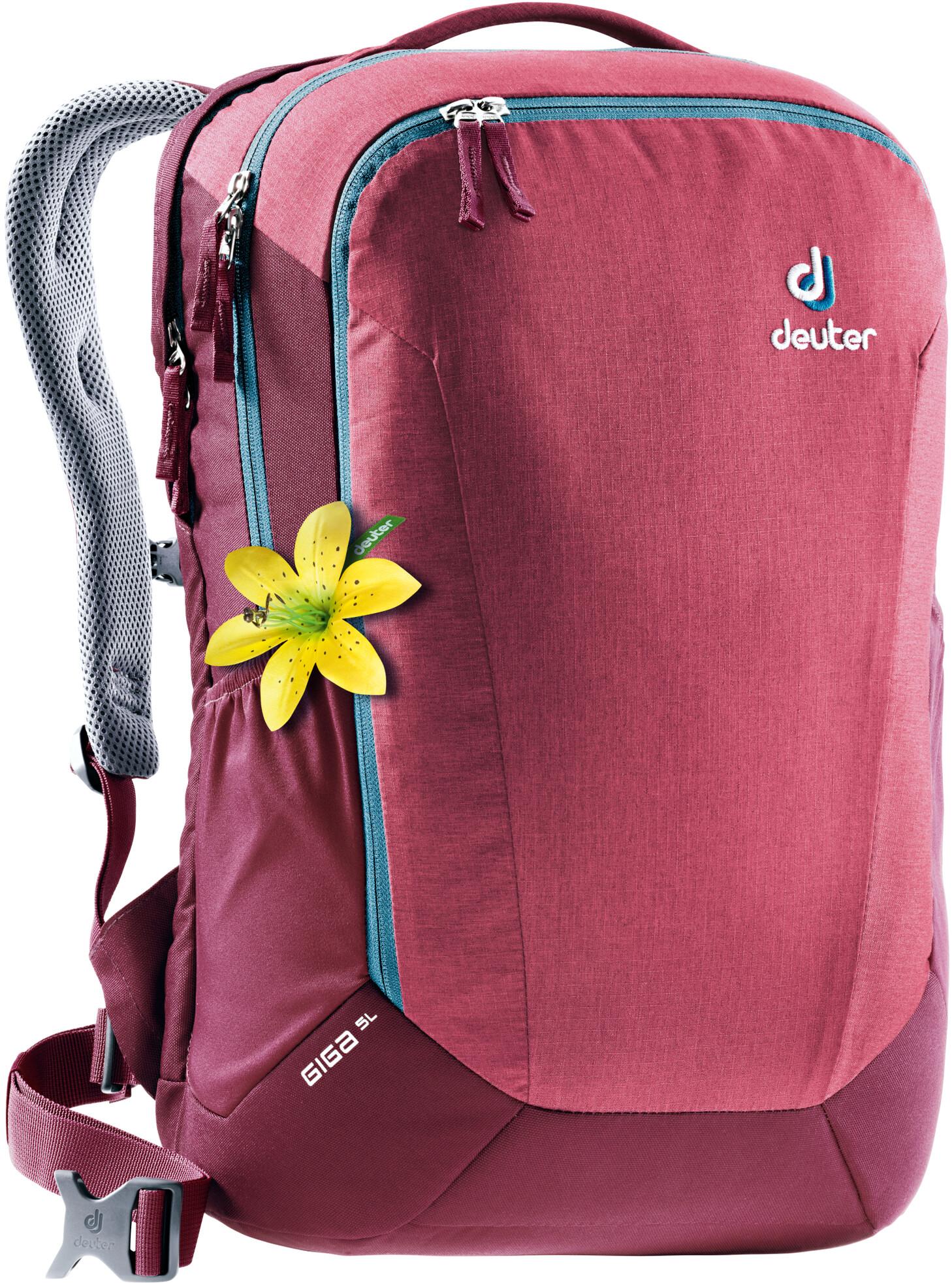 Deuter Giga SL Rygsæk 28L Damer, cardinal-maron (2019)   Travel bags