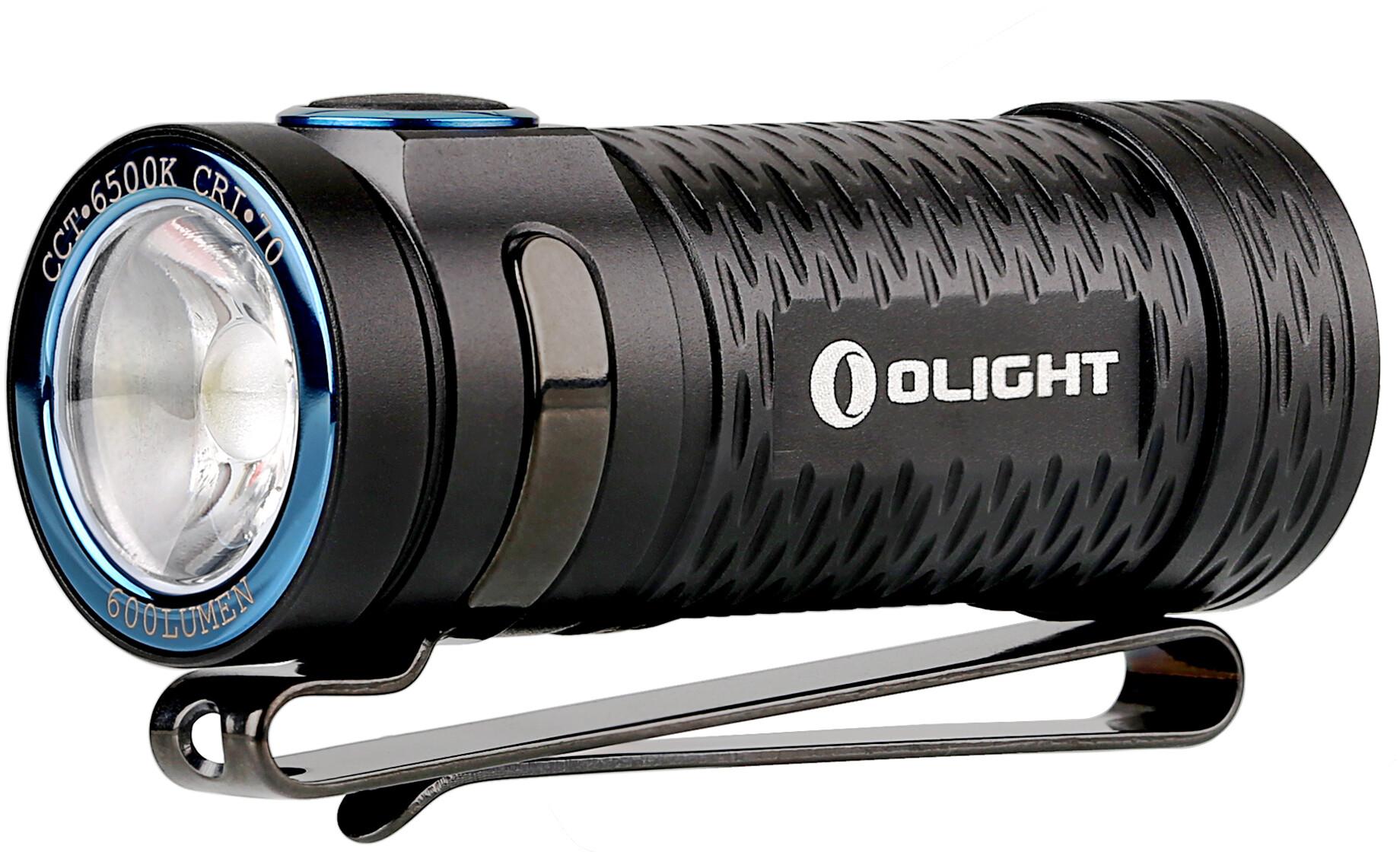 Olight S1 Mini Lommelygte 70CRI (2019)   Flashlight