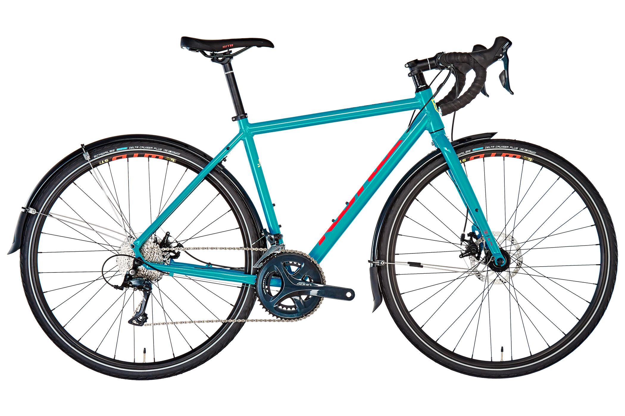 Kona Rove DL Cyclocross blå (2019)   Cross