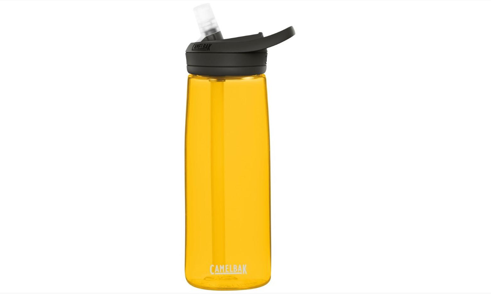 CamelBak Eddy+ Drikkeflaske 750ml, yellow   Drikkedunke