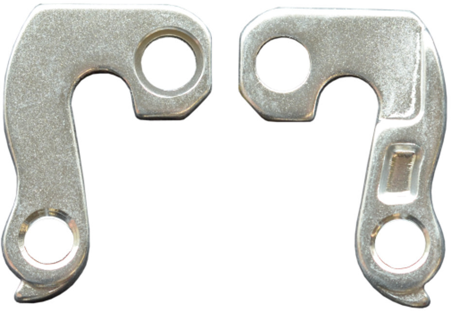 Cube Geardrop #117, silver | Frames