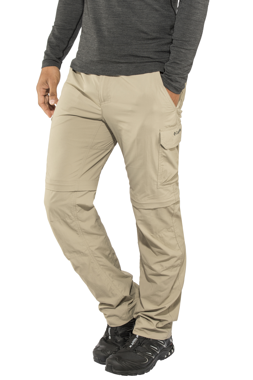 Hombre Columbia Silver Ridge Pantalones Convertibles Para Hombre Deportes Y Aire Libre Leitingcuisine Com