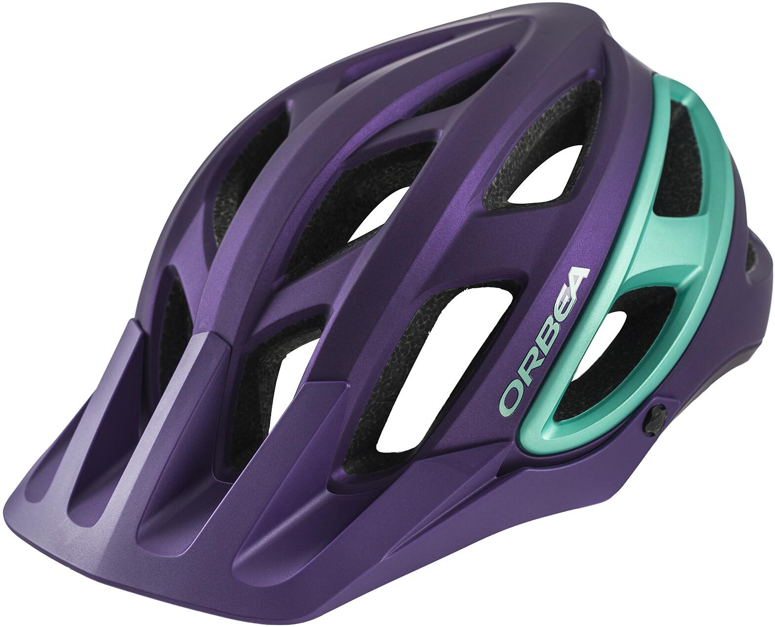 ORBEA M 50 Cykelhjelm, violet-jade (2019)   Helmets