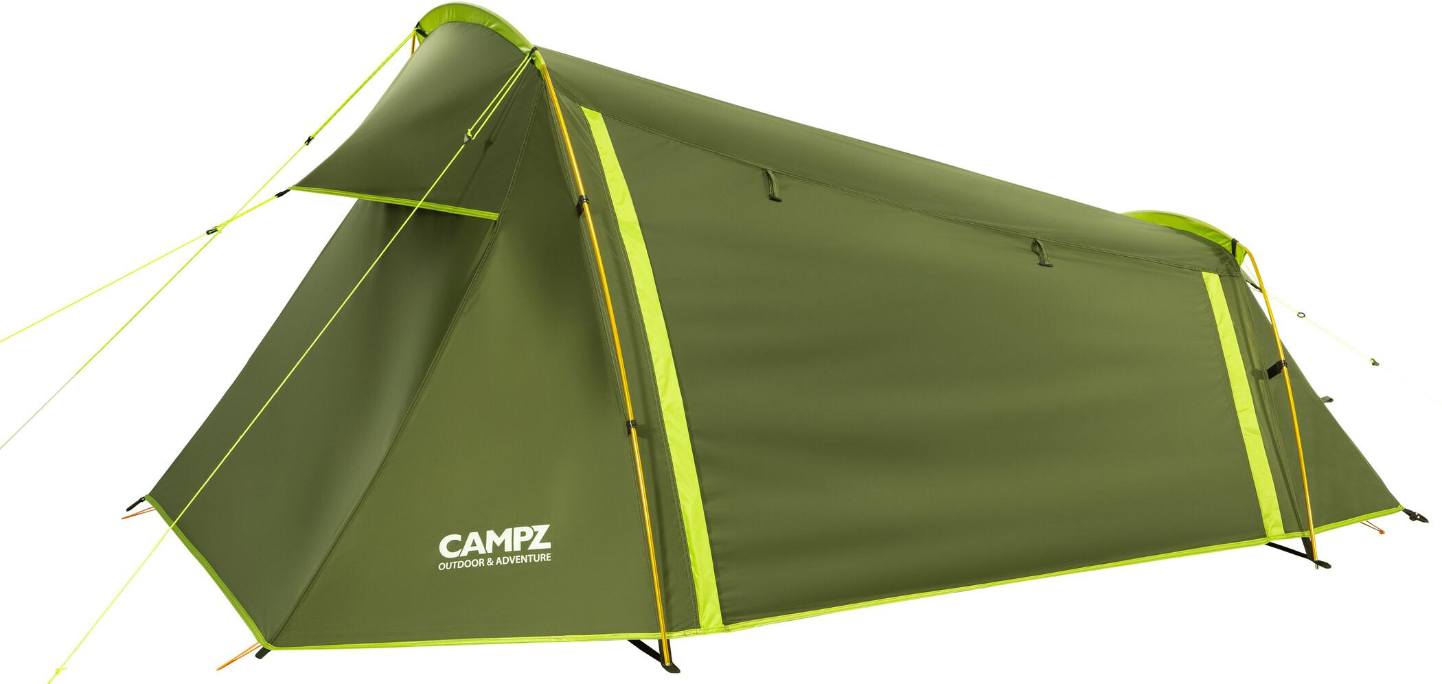 CAMPZ Torreilles 2P Telt, green/olive | Transport og opbevaring > Tilbehør