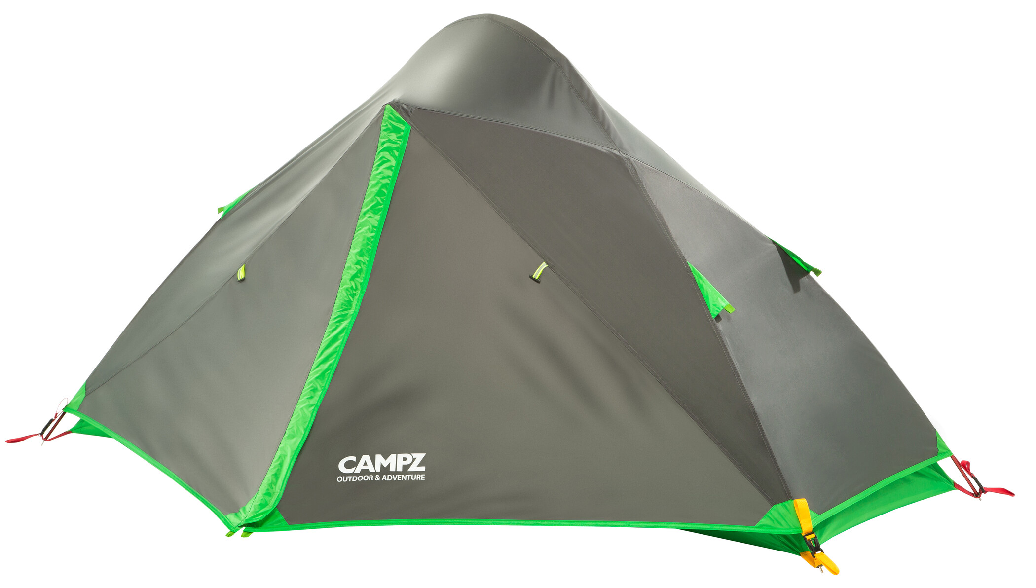 CAMPZ Tignes 1P Telt, deep grey/green (2019) | Misc. Transportation and Storage