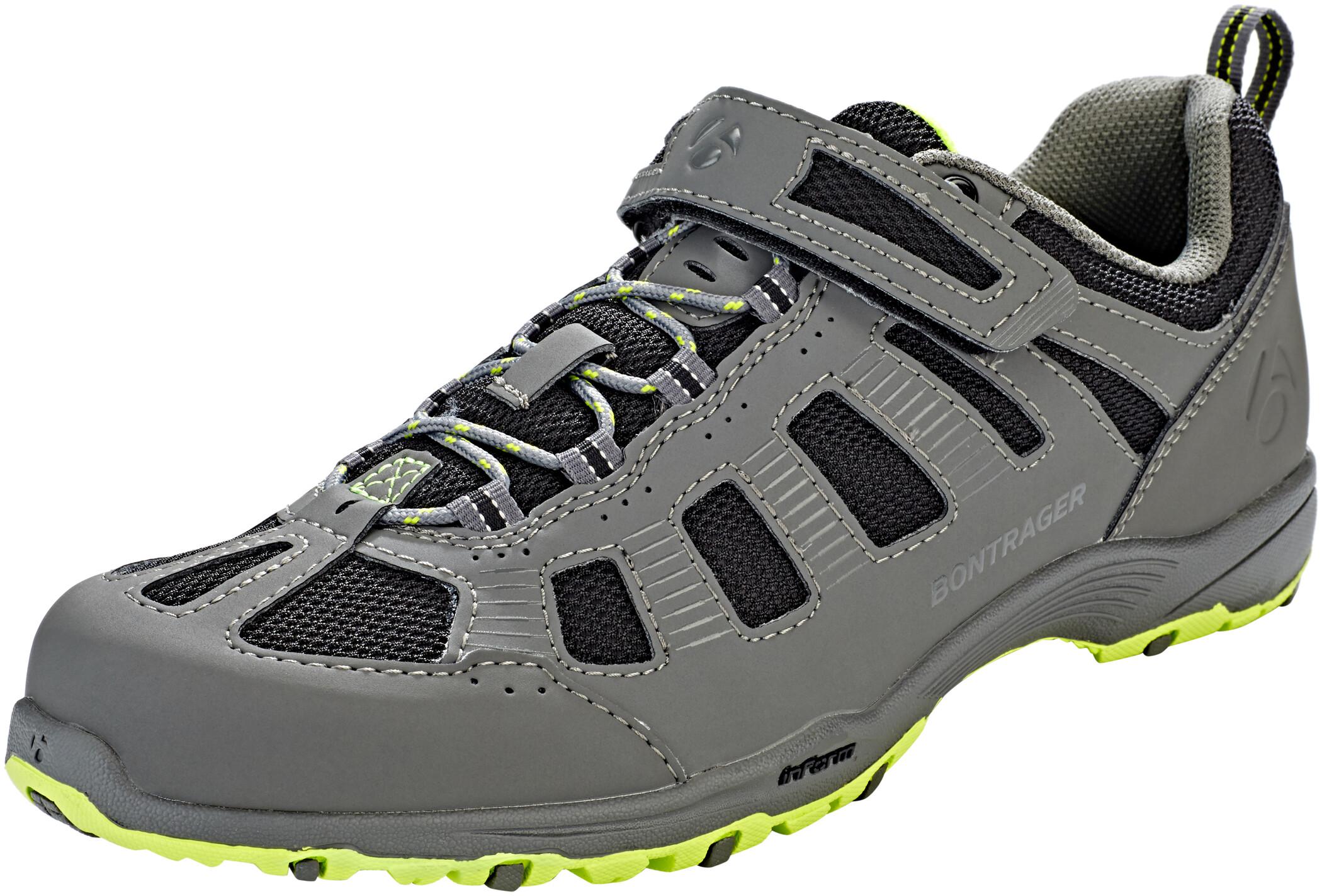 Bontrager SSR Multisport Sko Herrer, graphite | Shoes and overlays