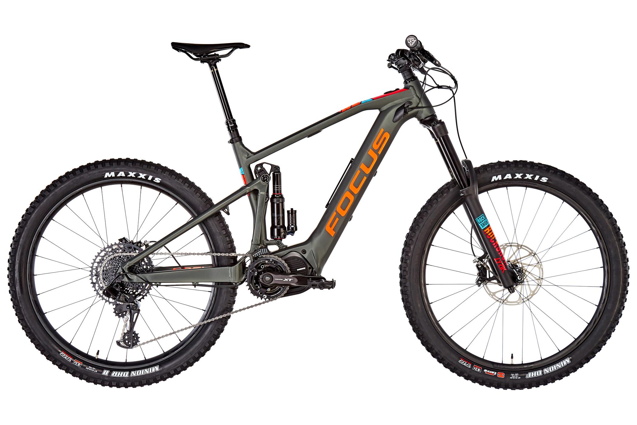 FOCUS Sam² 6.9, grey matt (2019) | Mountainbikes