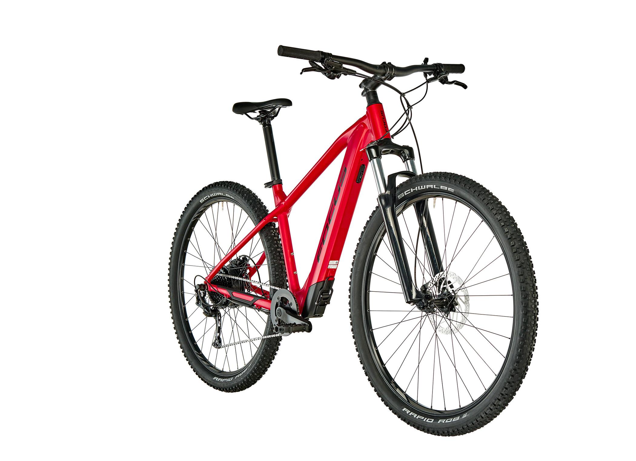 FOCUS Whistler² 6.9, red (2019) | Mountainbikes