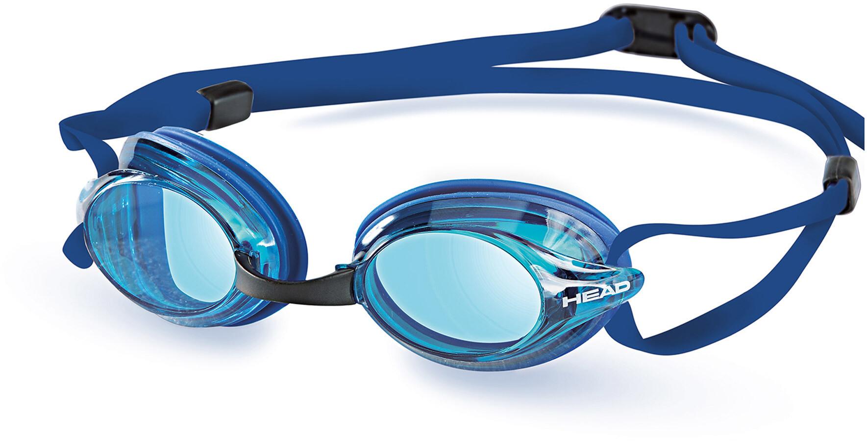 Head Venom Svømmebriller, blue-blue   Tri-beklædning