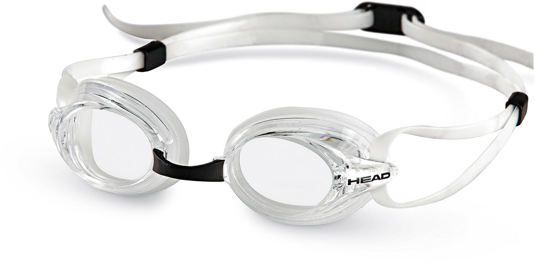 Head Venom Svømmebriller, clear-clear   Tri-beklædning