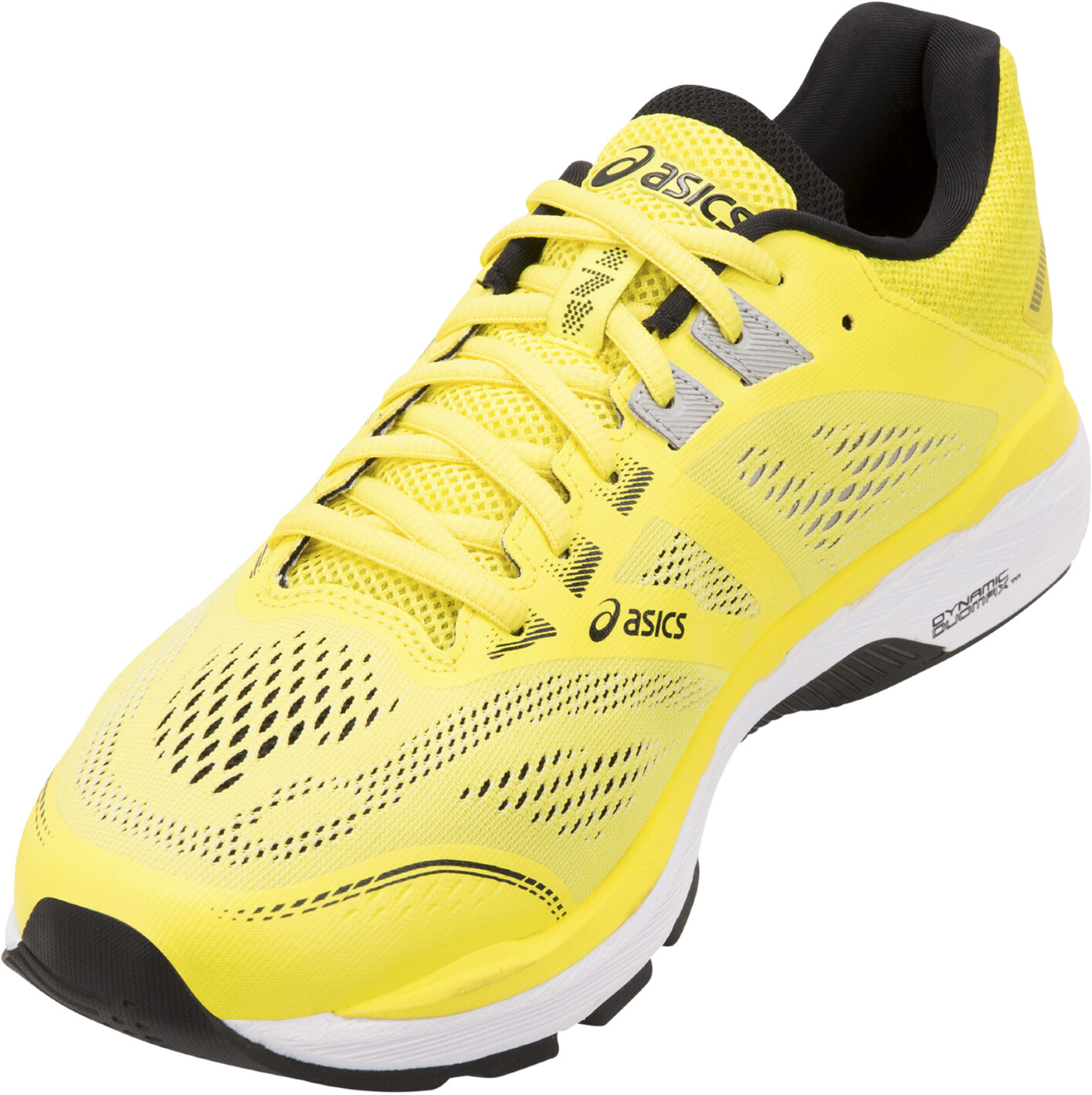 asics GT-2000 7 Sko Herrer, lemon spark/black | Running shoes