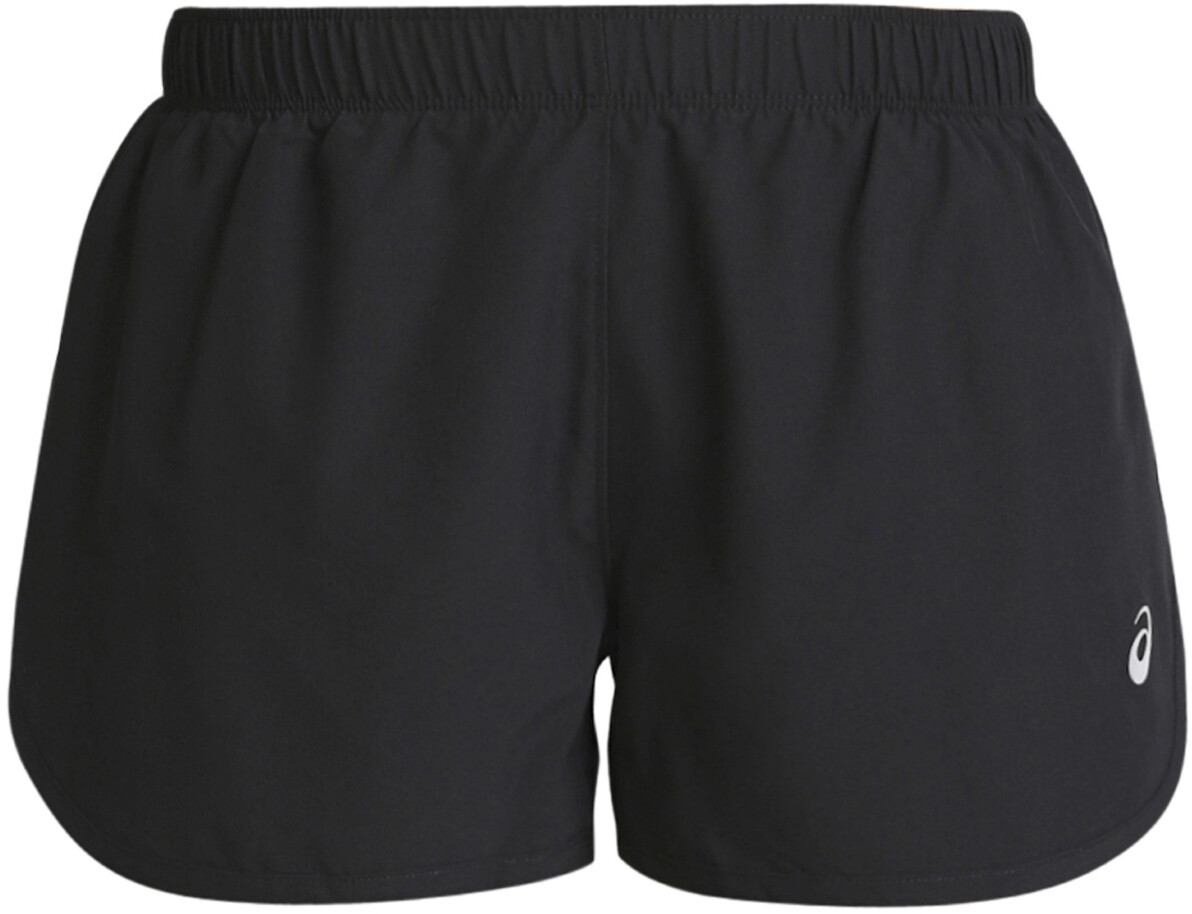 asics Silver Shorts Damer, performance black (2020) | Trousers