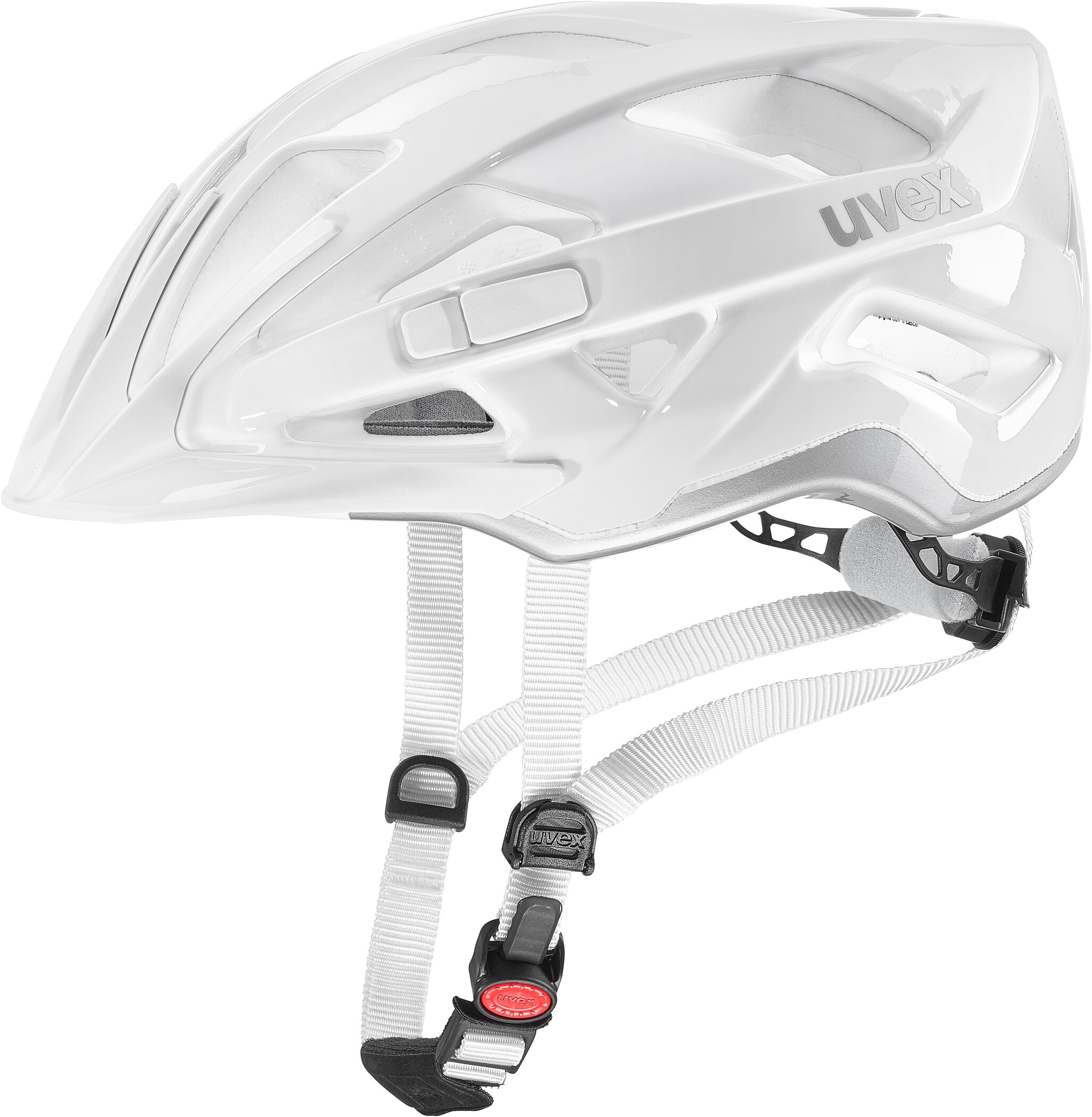 UVEX Active Cykelhjelm, white (2019) | Helmets