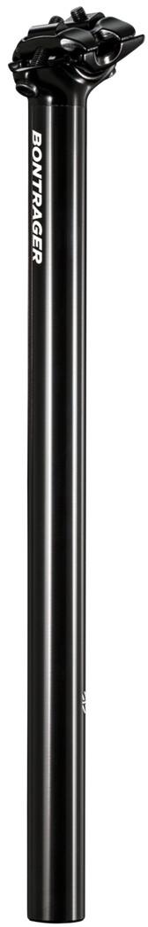 Bontrager Comp Sadelpind Ø31,6mm Offset 8mm, black | Seat posts