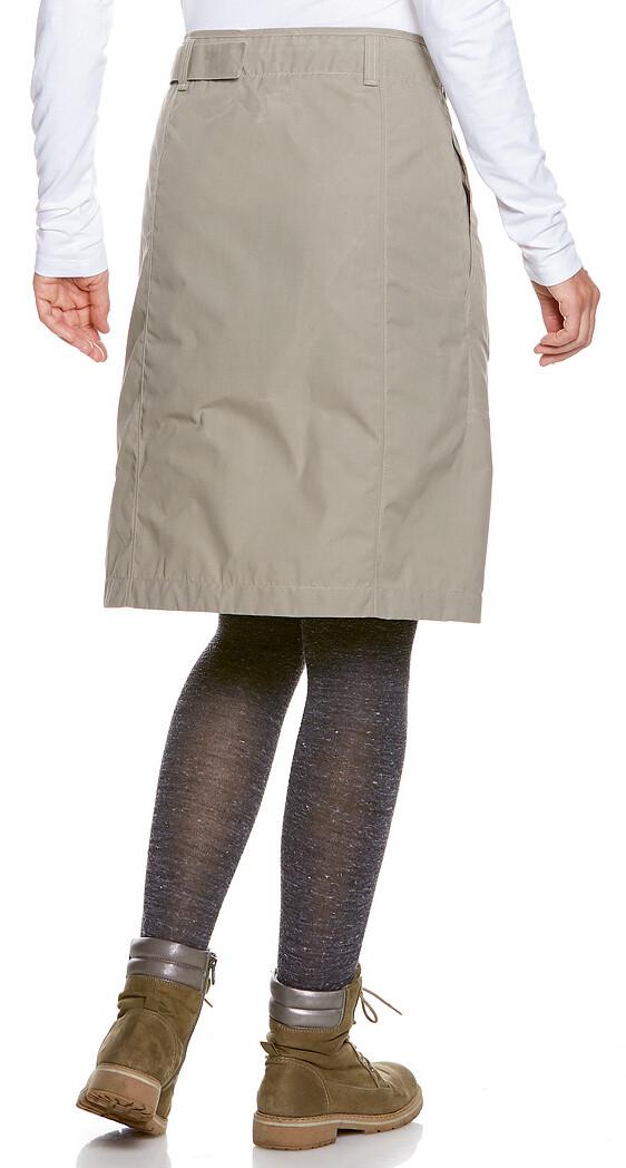 Sonstige Outdoor-Bekleidung Tatonka Vinjo Skirt Women sand beige 2019 Rock
