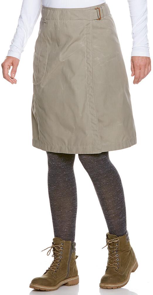 Tatonka Vinjo Skirt Women sand beige 2019 Rock Outdoor-Bekleidung