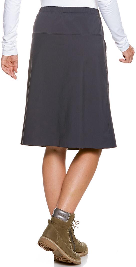 Outdoor-Bekleidung Tatonka Tori Skirt Women dark blue 2019 Rock blau