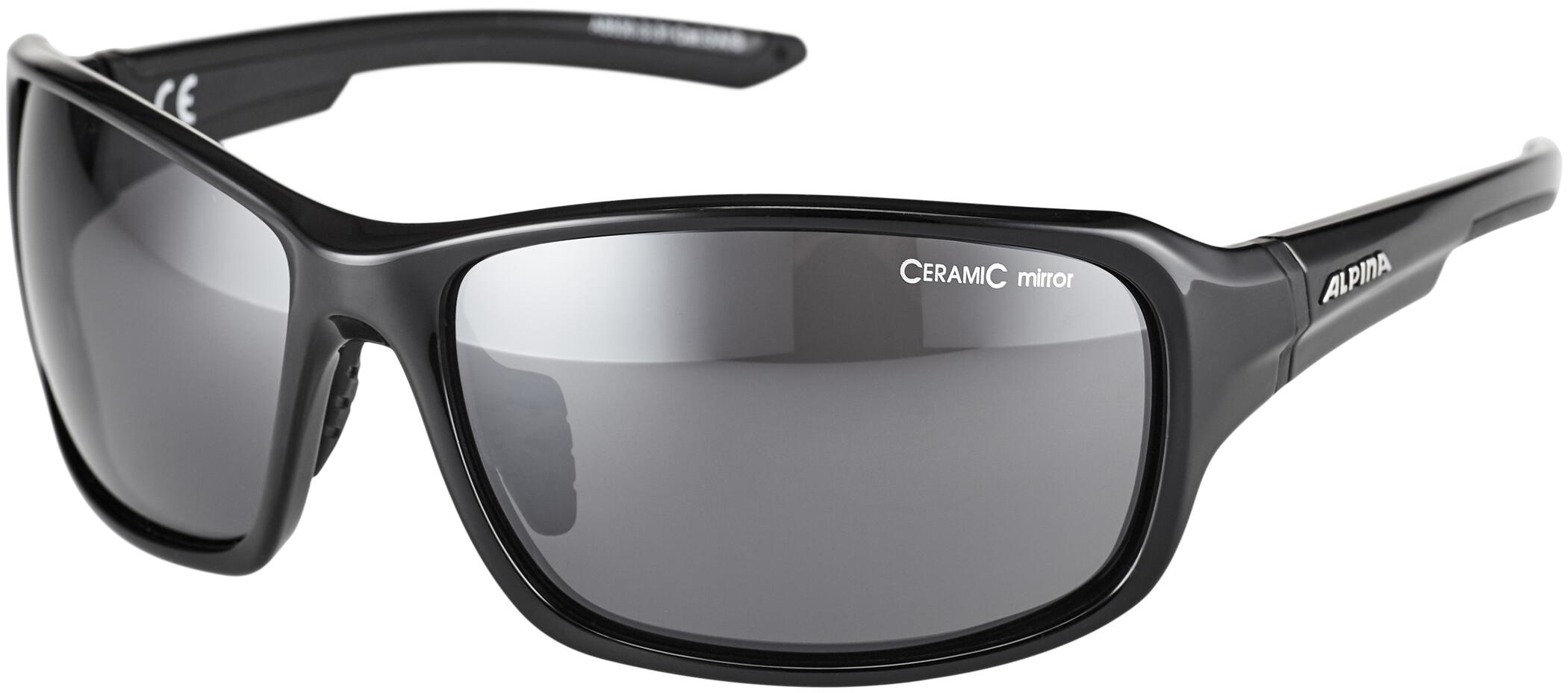 Alpina Lyron Cykelbriller, black-grey (2020) | Glasses
