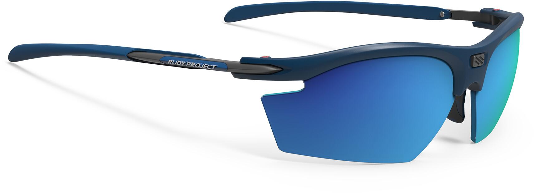 Rudy Project Rydon Cykelbriller, blue navy matte - rp optics multilaser blue | Briller