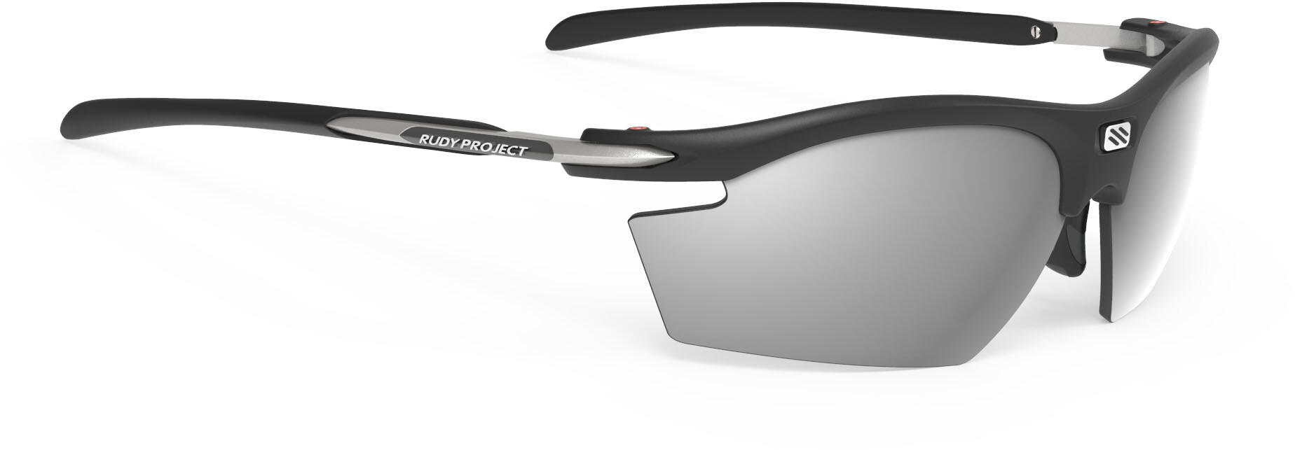 Rudy Project Rydon Cykelbriller, matte black - polar 3fx hdr black | Briller