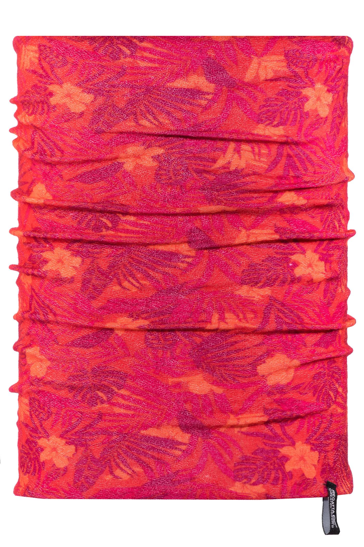 Regatta Print Multitube Børn, coral blush | Hovedbeklædning