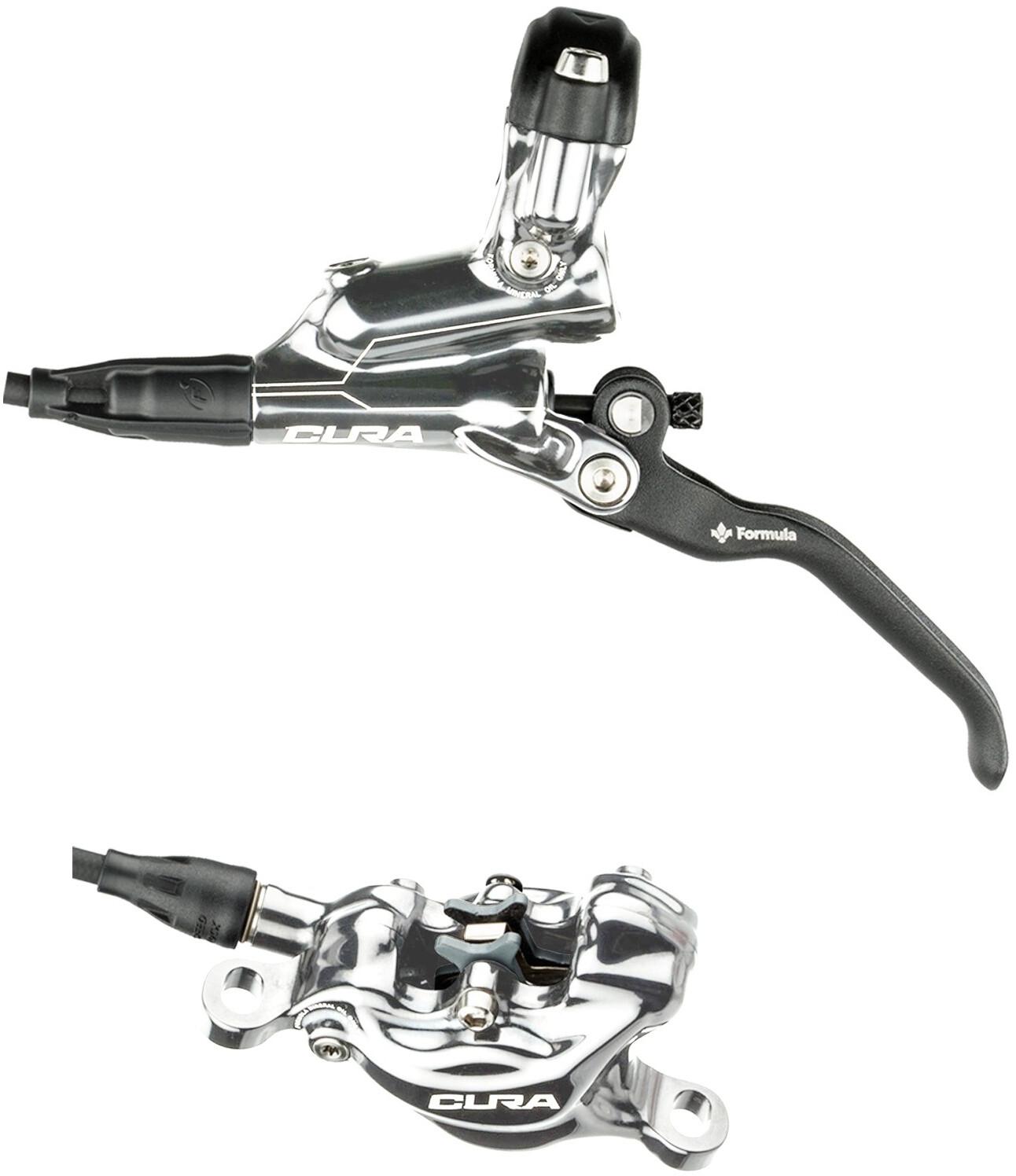 Formula Cura Skivebremse 175cm, polish (2019) | Brake pads