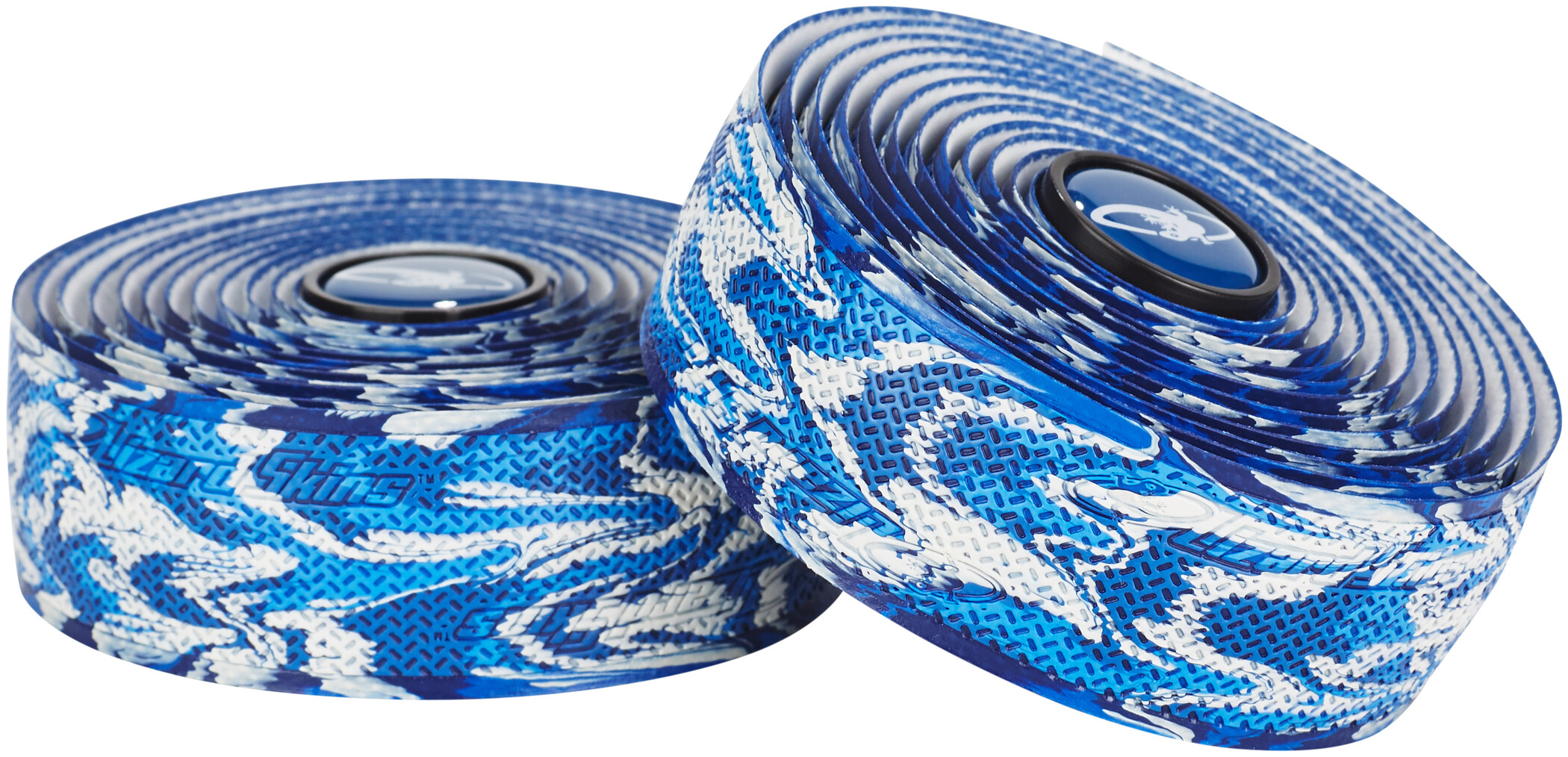 Lizard Skins DSP Styrbånd 2,5mm, blue camo (2019) | Bar tape