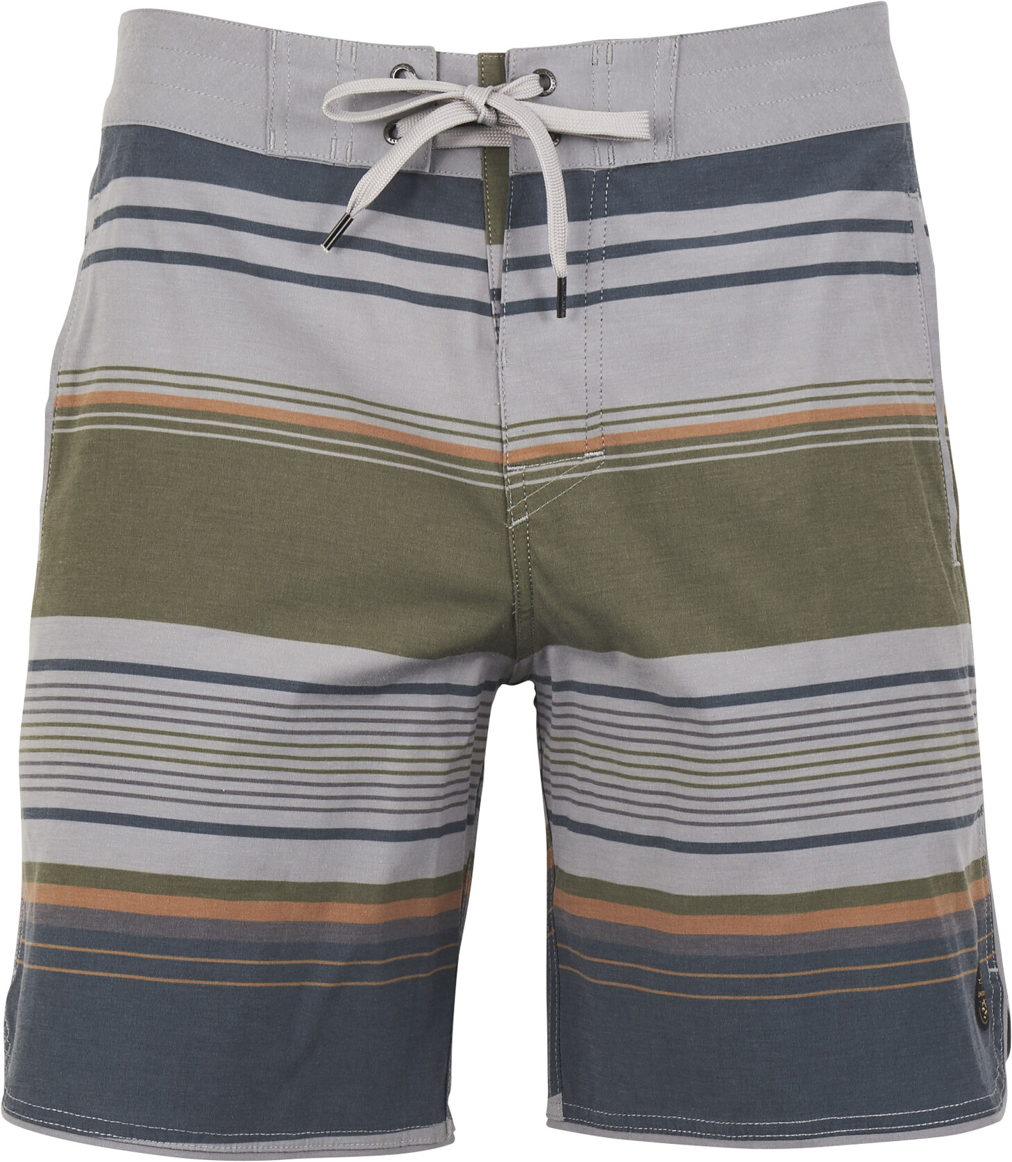 United By Blue Seabed Scallop Bukser korte Herrer, grey (2019) | swim_clothes