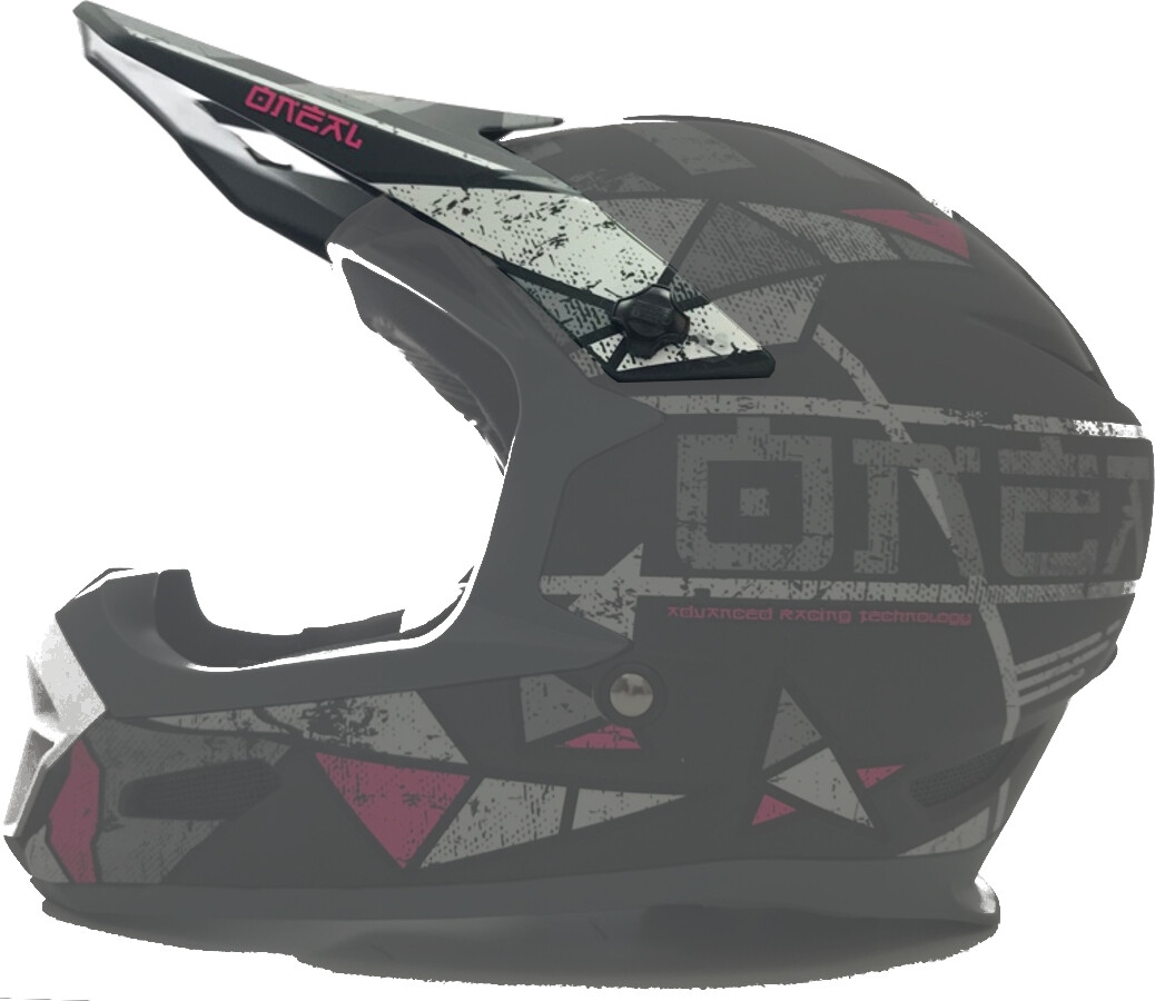 O'Neal Fury RL Reservevisir, zen pink (2019) | helmets_other_clothes
