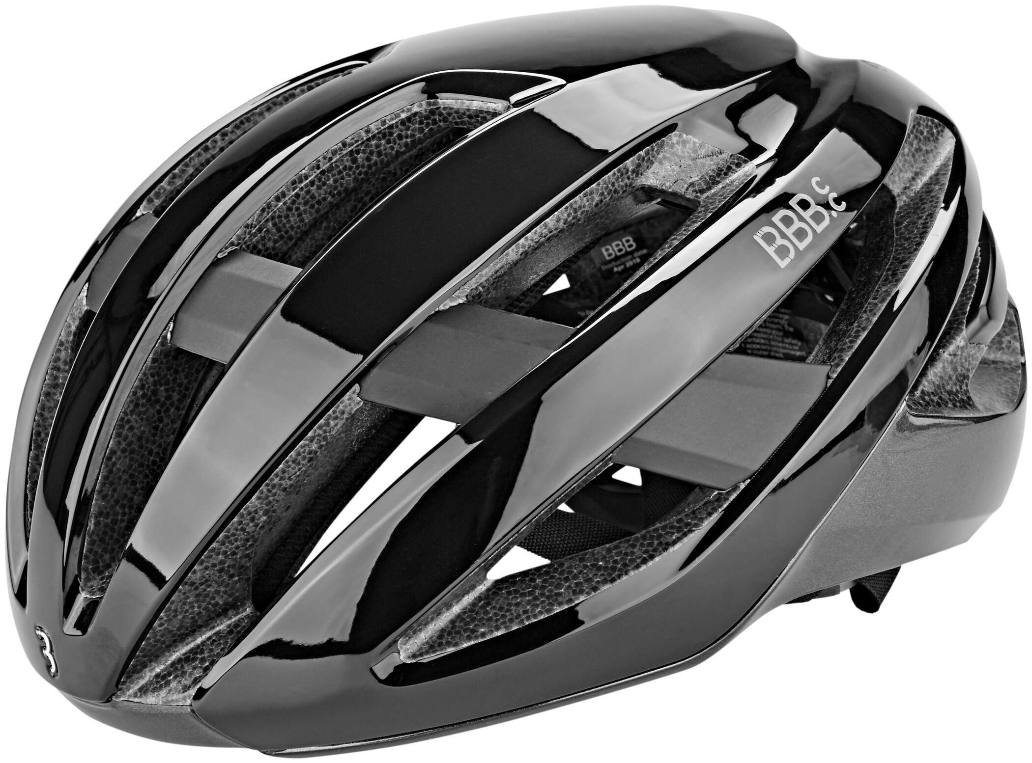 BBB Maestro BHE-09 Cykelhjelm, glossy white (2020) | Helmets