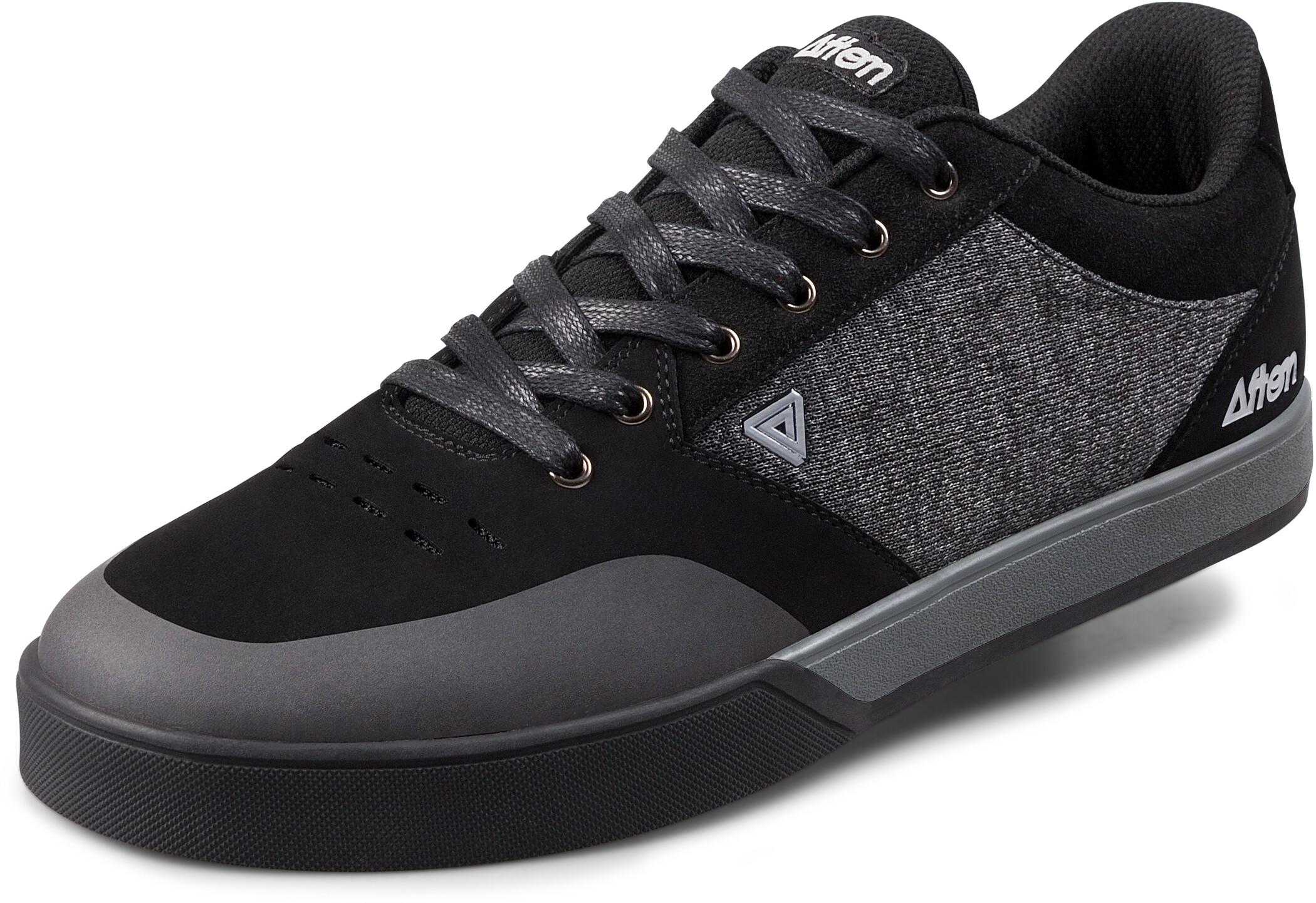 Afton Shoes Keegan Sko Herrer, black/heathered | Sko