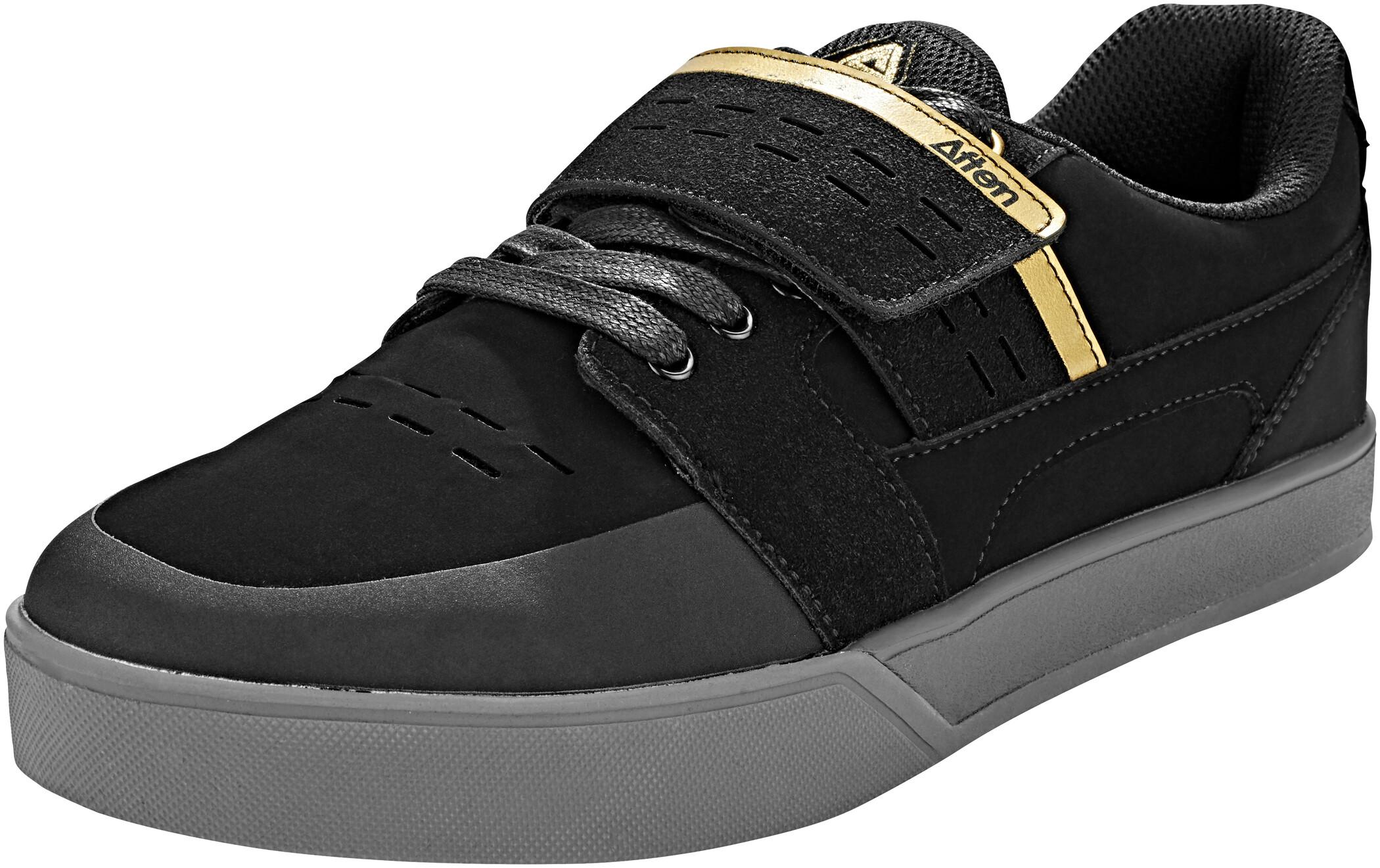 Afton Shoes Vectal Sko Herrer, black/gold | Sko