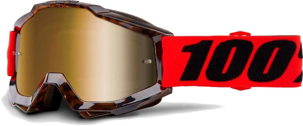 100% Accuri Anti Fog Mirror Goggles, vendome (2019) | Glasses