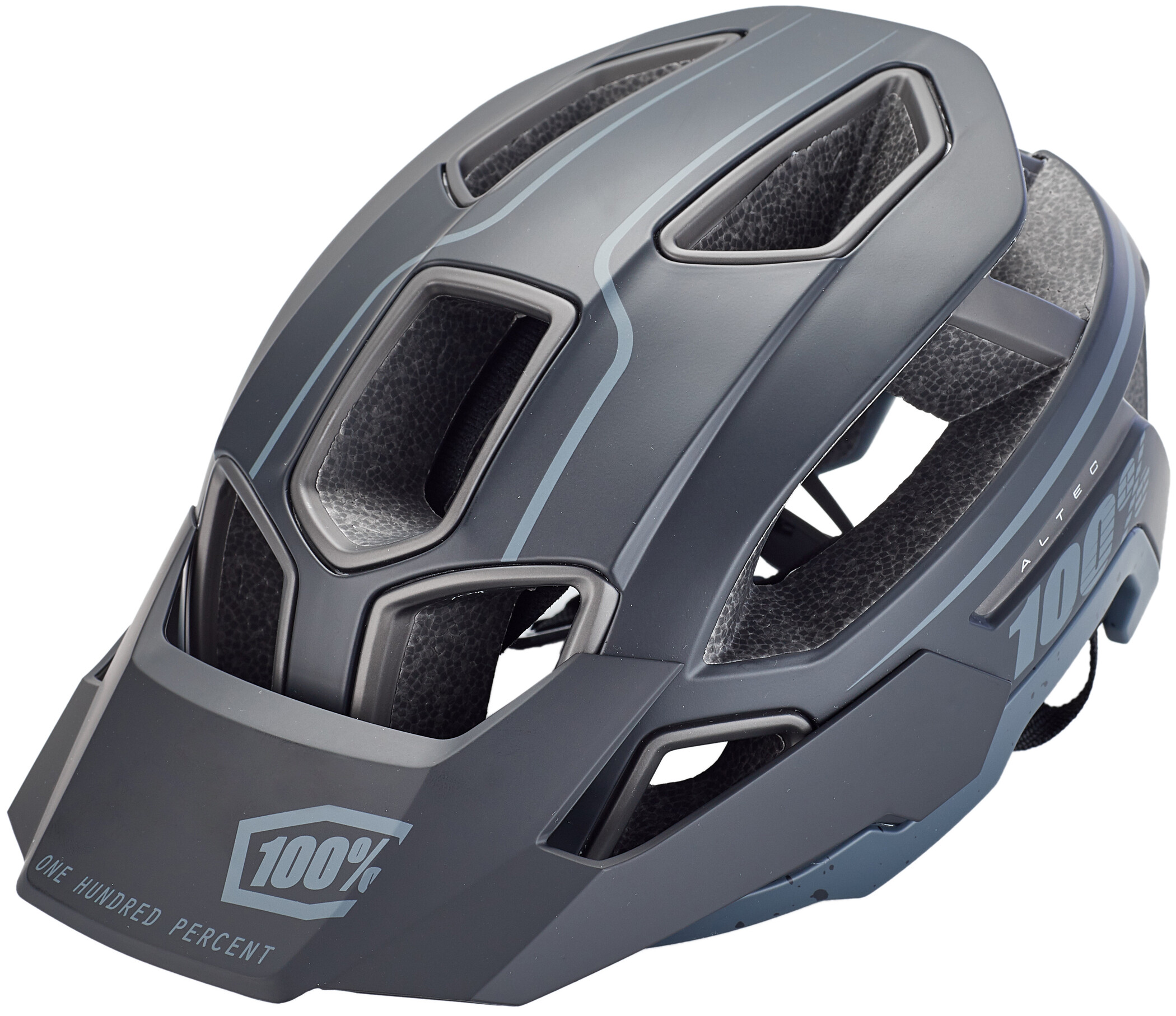 100% Altec Cykelhjelm, black | Hjelme