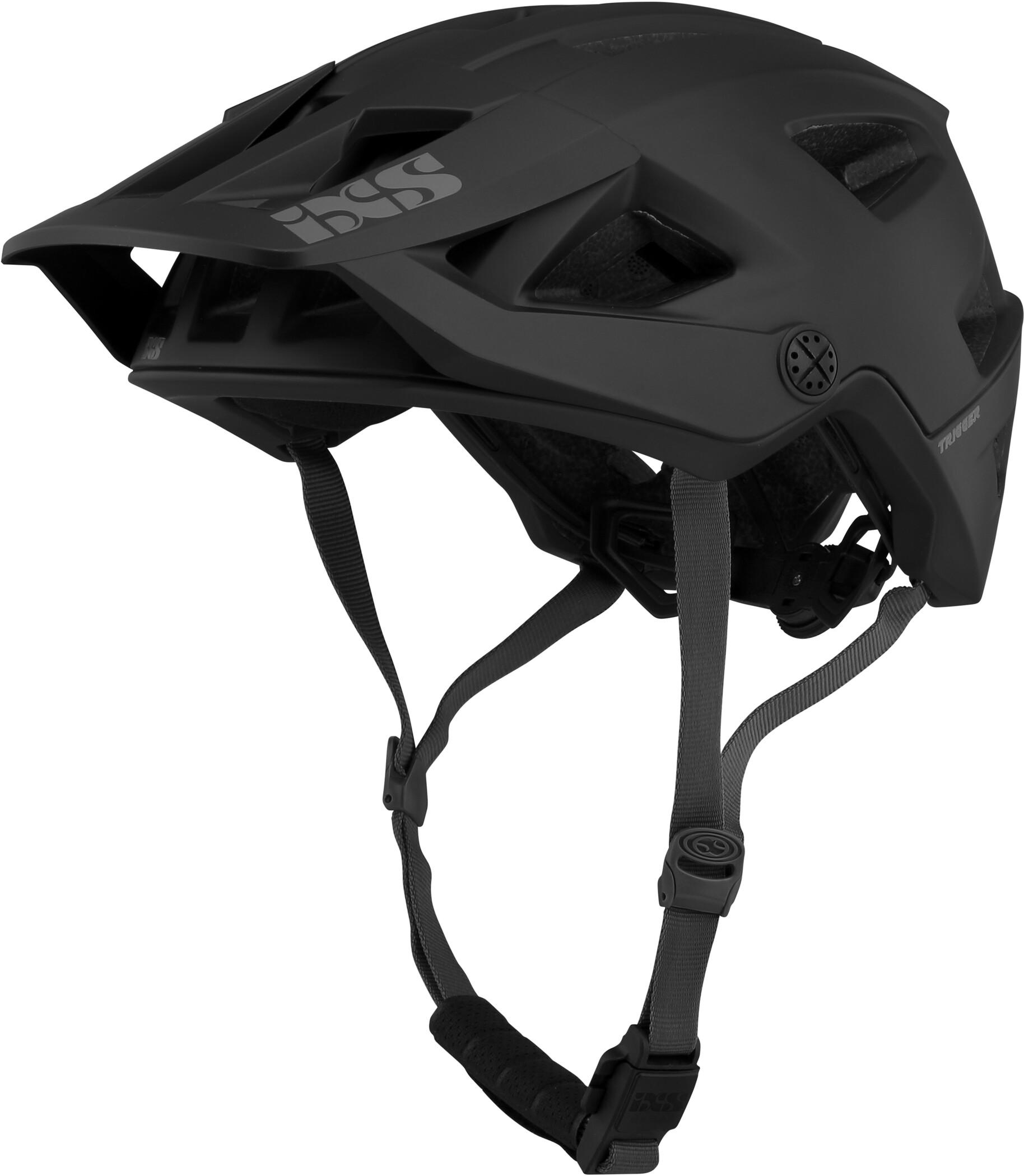 IXS Trigger AM Cykelhjelm, black (2019) | Helmets