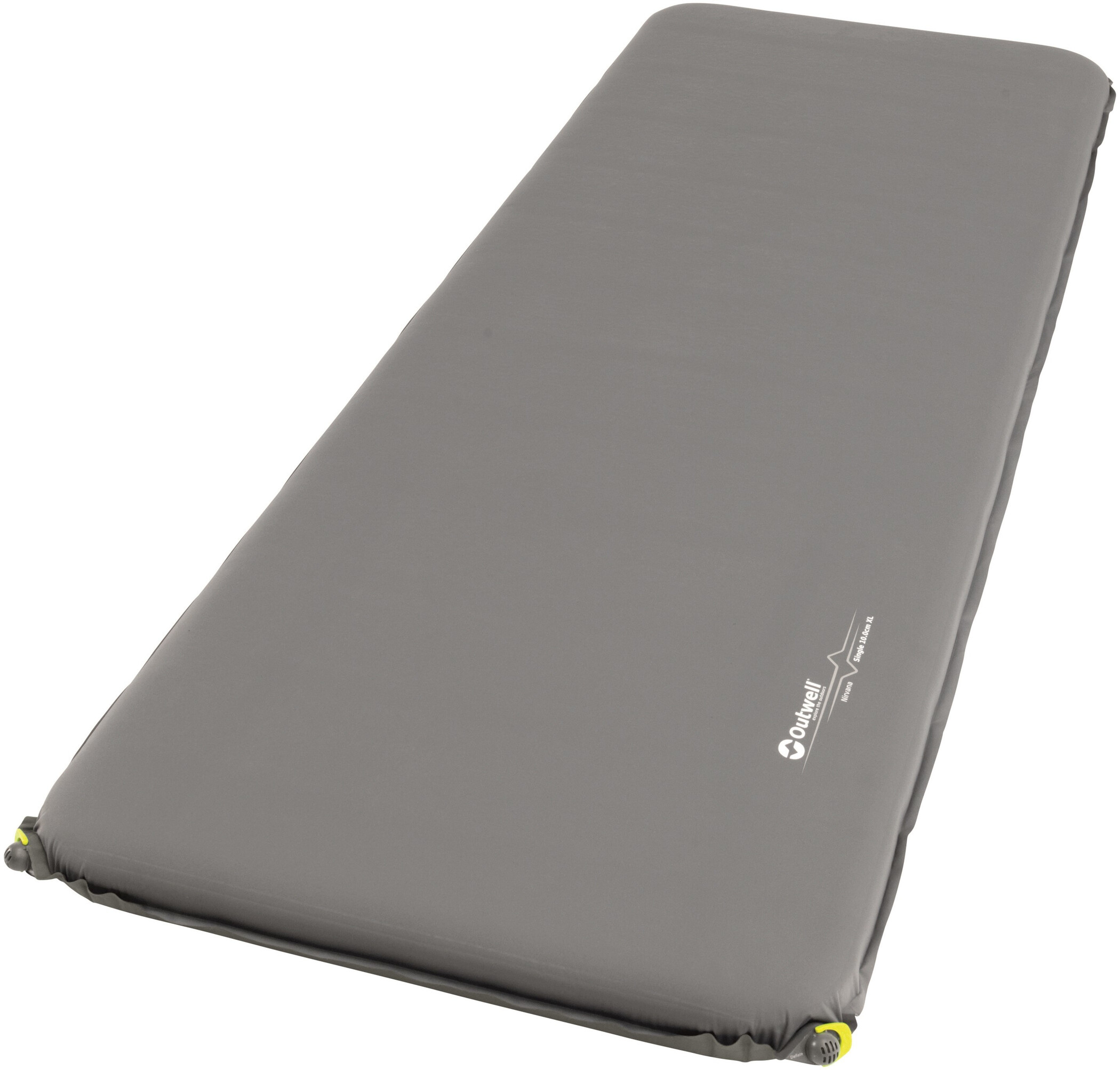 Outwell Nirvana Single Self-Inflating Mat XL 10,0cm (2019) | item_misc