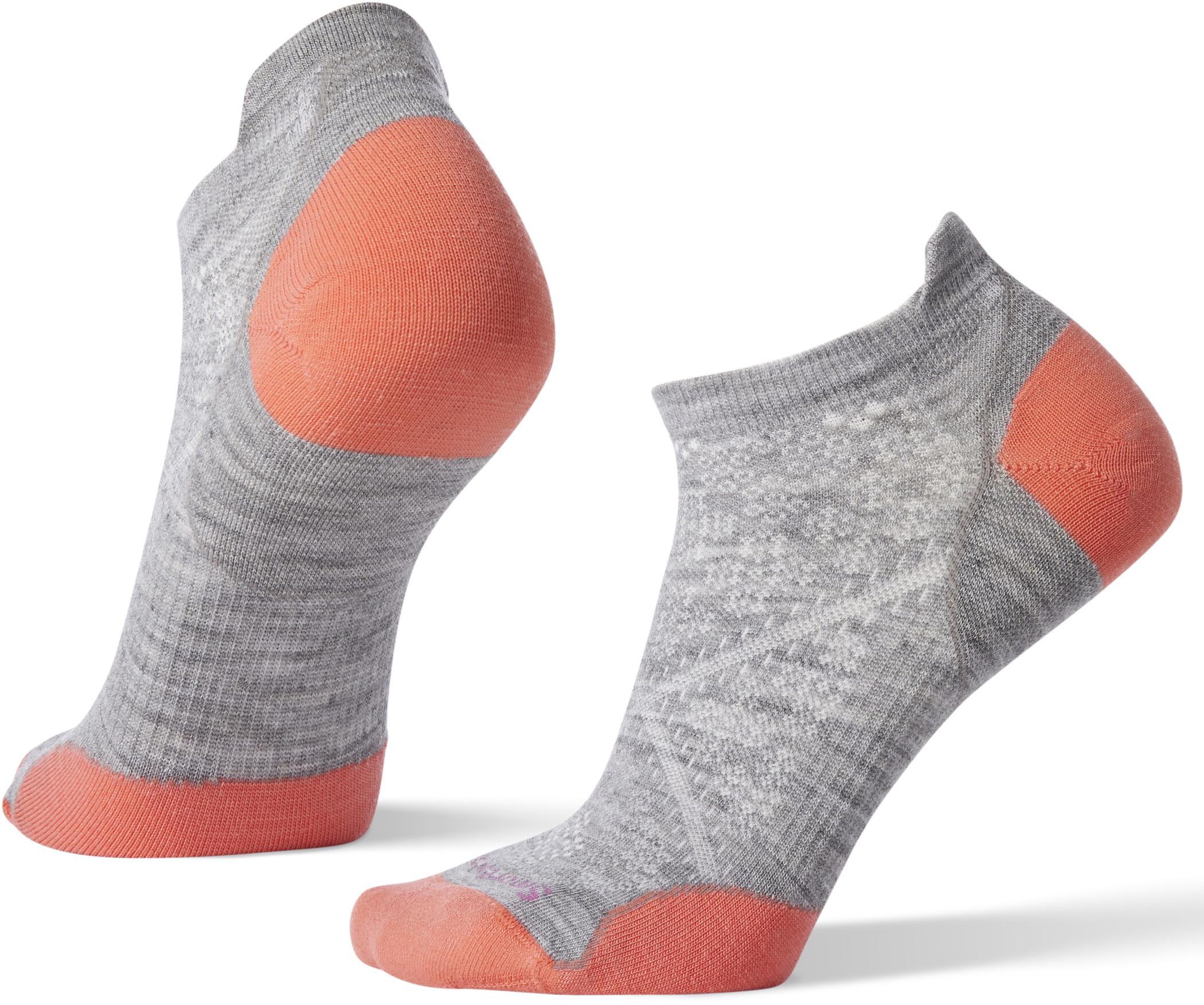 Smartwool PhD Run Ultra Light Micro Strømper Damer, light gray (2019) | Socks
