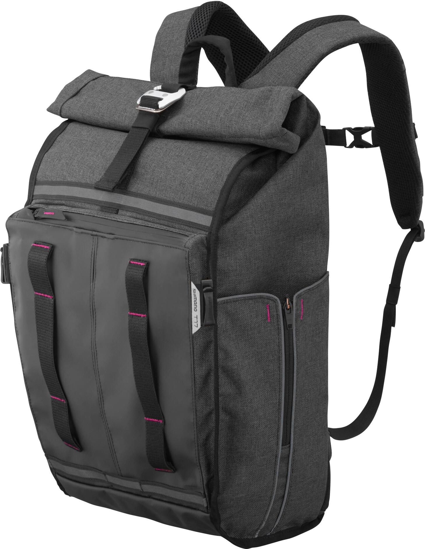 Shimano Tokyo 17 Backpack 17L, black (2019) | Travel bags