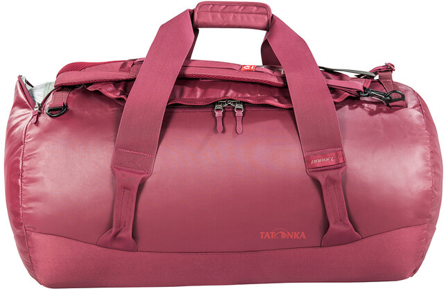 Tatonka Barrel XL Sac de voyage sac à dos Bordeaux Red Rouge Nouveau
