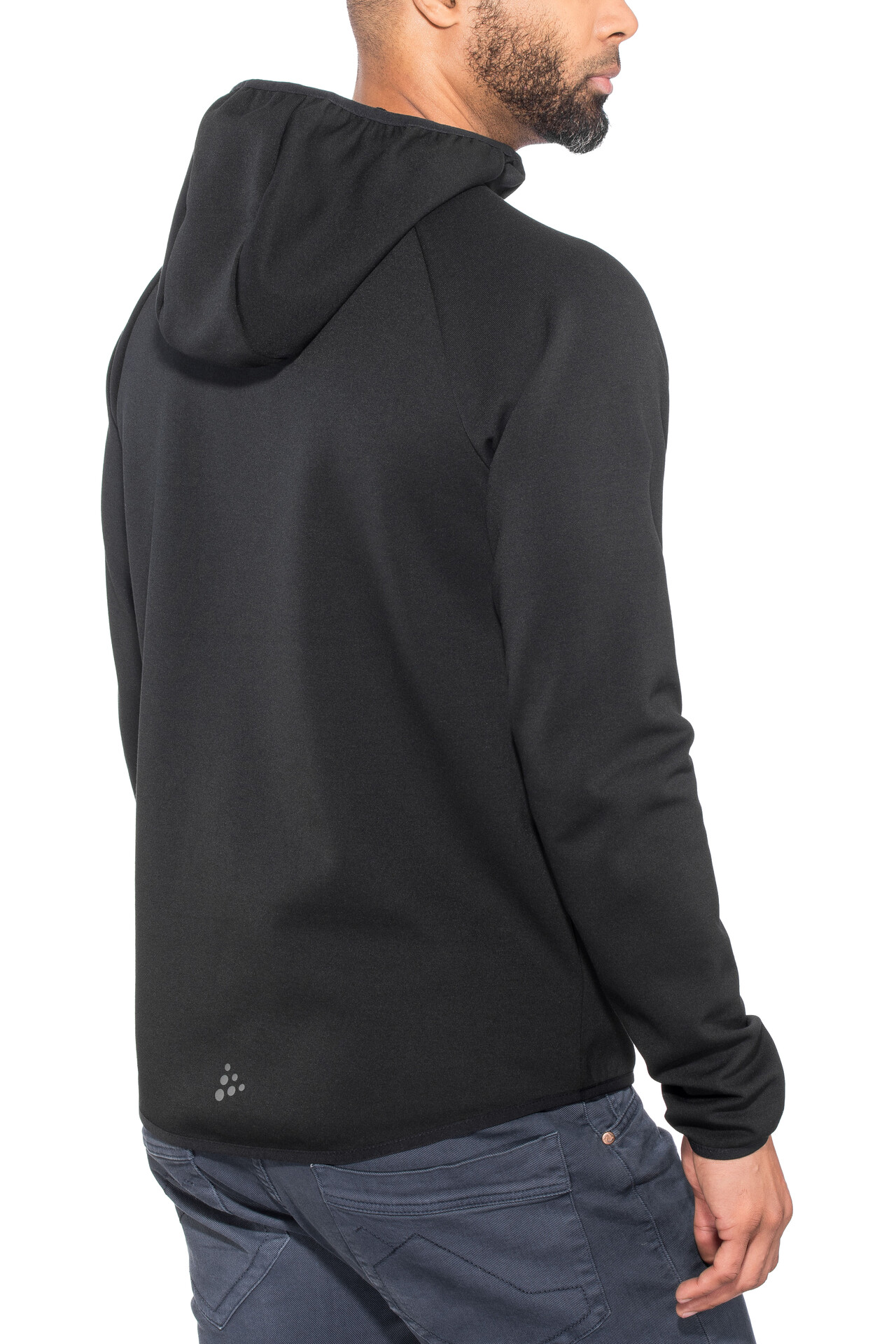 Outdoor Bekleidung Sonstige Outdoor-Bekleidung Craft Emotion Hood Sweatshirt Men dark navy 2019 Midlayer blau