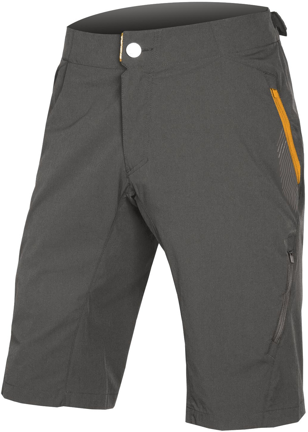 Endura SingleTrack Lite II Shorts Herrer, pewter grey (2019) | Trousers