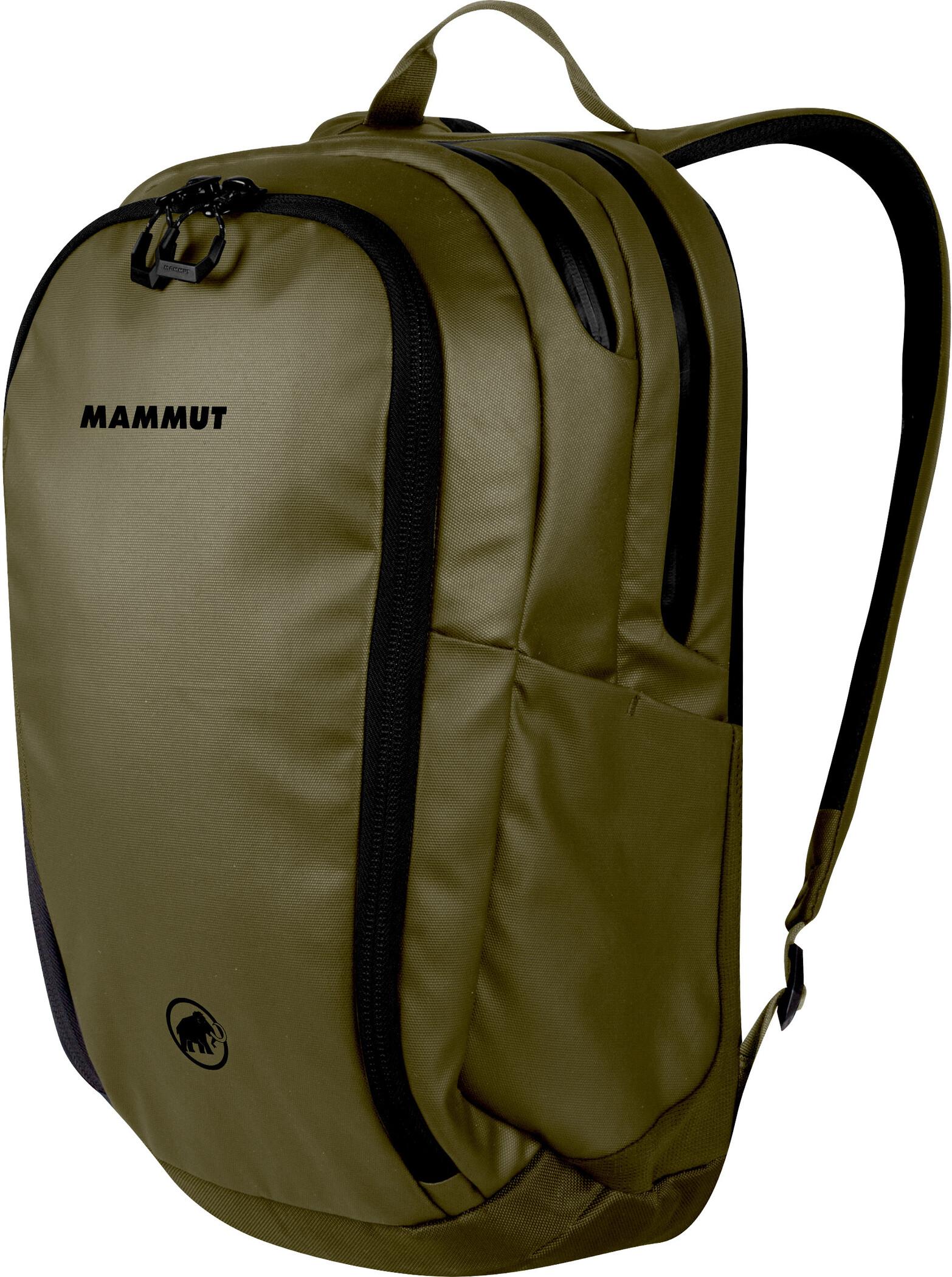 Mammut Seon Shuttle Rygsæk 22L, olive (2019) | Travel bags