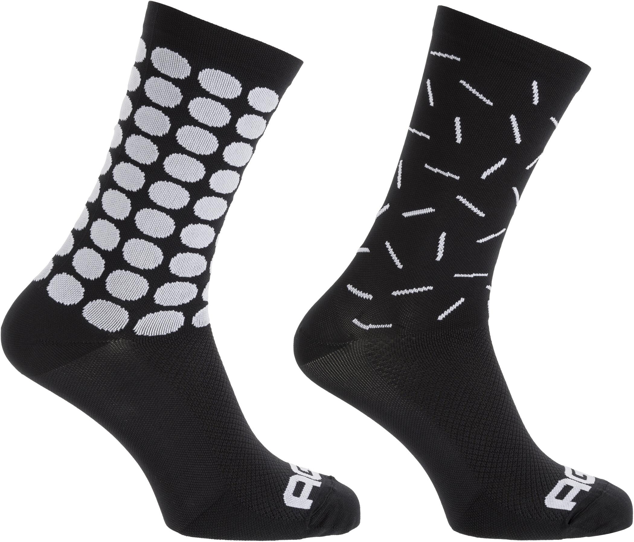 AGU Essential Sprinkle Strømper, black (2019) | Socks