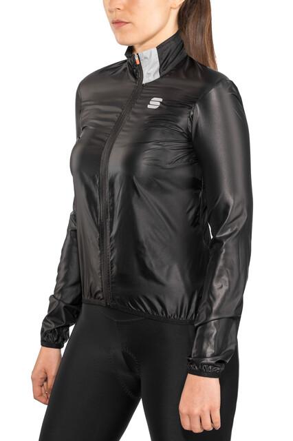 Black Sportful Hot Pack Easylight Jacket