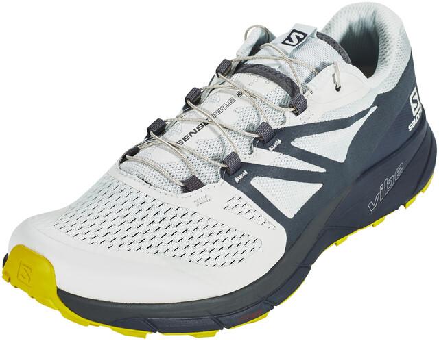 Pointure: 42 Chaussures de Trail Running Salomon Homme Speedcross 4 Gris Stormy Weather//Black//Stormy Weather